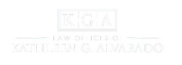 Law Offices of Kathleen G. Alvarado | Riverside, CA Logo